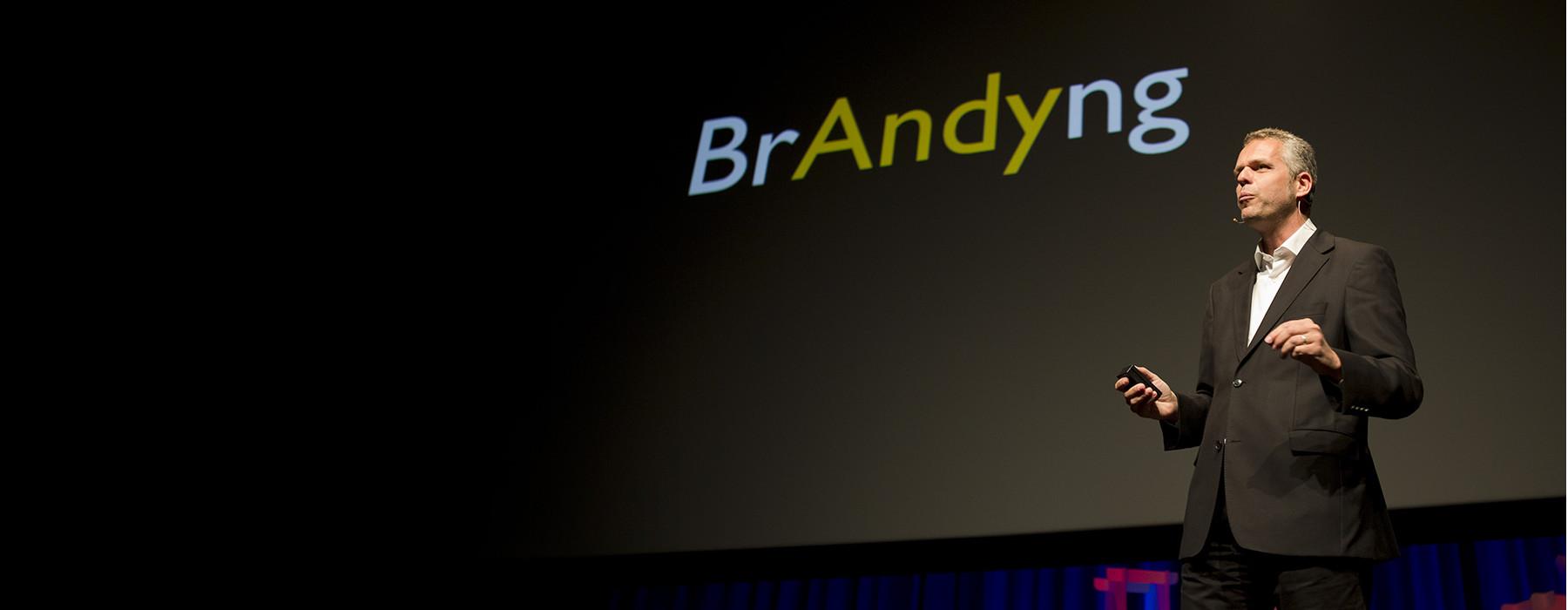 Andy Stalman, experto en identidad y branding
