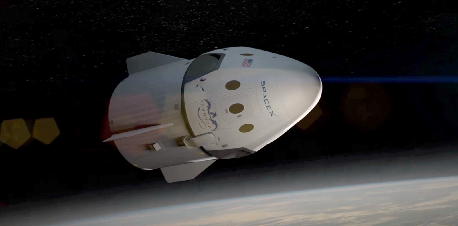 With the unveiling of the Dragon V2 spaceship, SpaceX is another step closer to shoot for the Moon and beyond. The new spaceship from Tesla electric car manufacturer, Elon Musk, is a low-earth orbit craft designed to ferry NASA astronauts to the International Space Station (ISS). SpaceX is competing against the Boeing Company, Blue Origin, and the Sierra Nevada Corporation to create space taxiÕs to replace the now retired NASA Space Shuttle fleet.