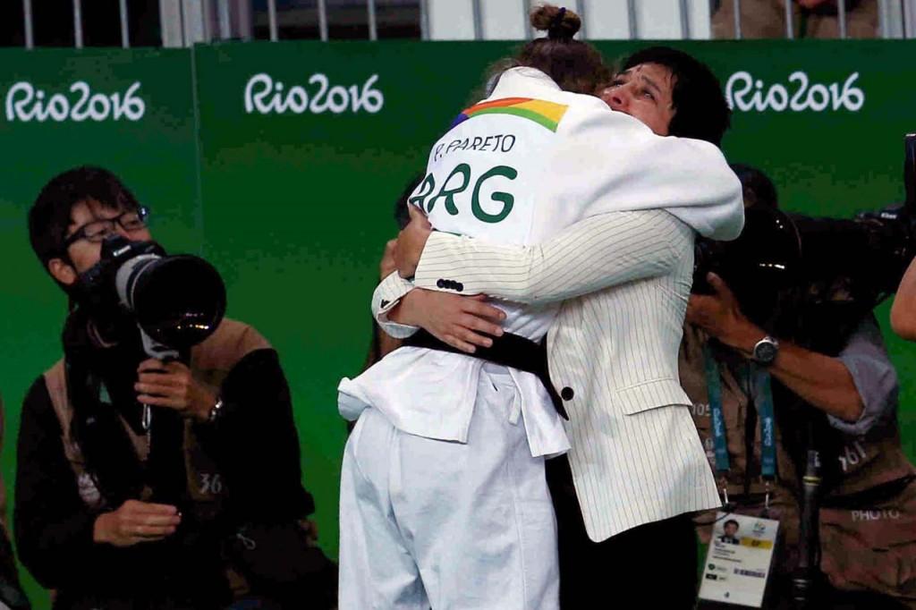 Juegos Olimpicos Rio 2016 Judo Paula Pareto se asegura una medalla Foto Lorena Lucca