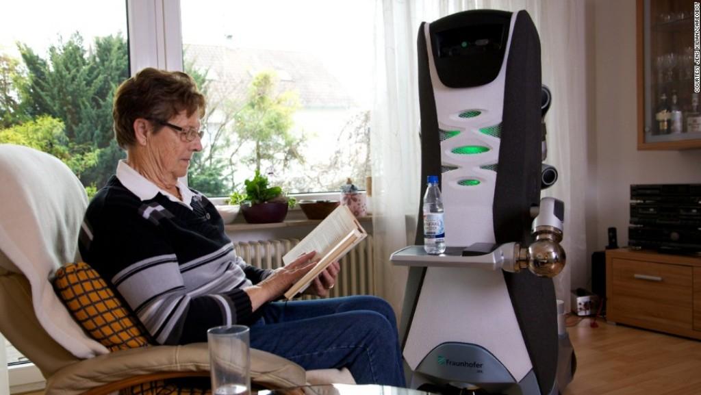 robots assistants